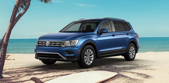 <center>2019 Volkswagen Tiguan 2.0T S</center>