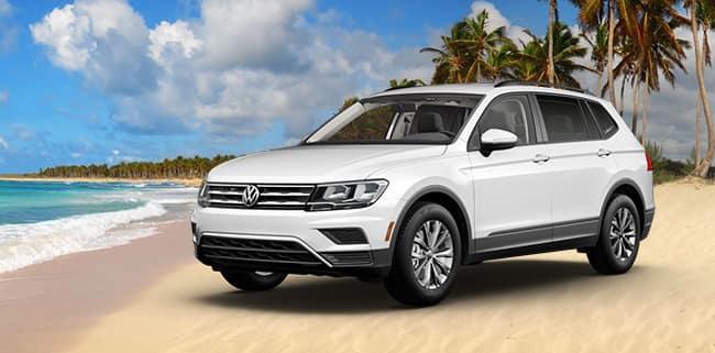 <center>2020 Volkswagen Tiguan 2.0T S</center>