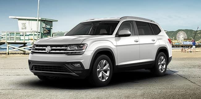 <center>2019 Volkswagen Atlas 3.6 SE</center>