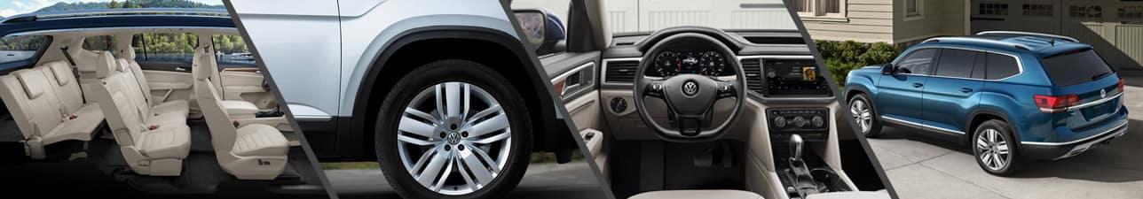 New 2019 Volkswagen Atlas for sale in Miami FL
