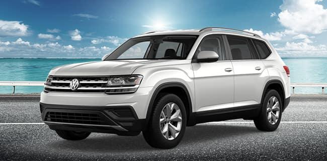 <center>2019 Volkswagen Atlas 2.0T S</center>