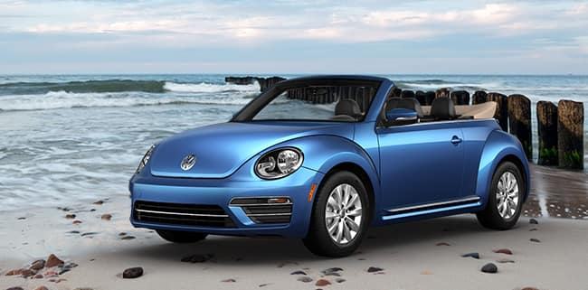 <center>2019 Volkswagen Beetle 2.0T S FWD Convertible</center>