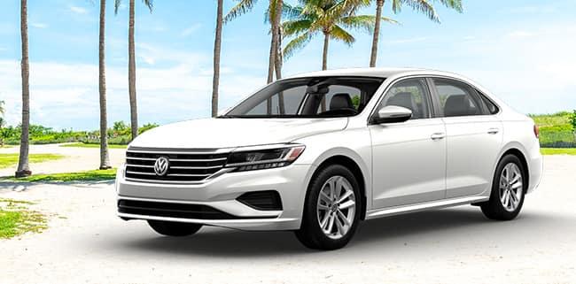 <center>2020 Volkswagen Passat 2.0T SE</center>