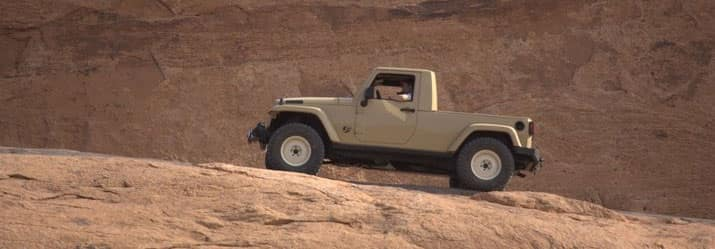 2007 JT Pickup Concept Showm