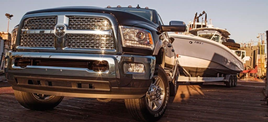 Ram 2500 Towing Capabilities - Dallas, GA