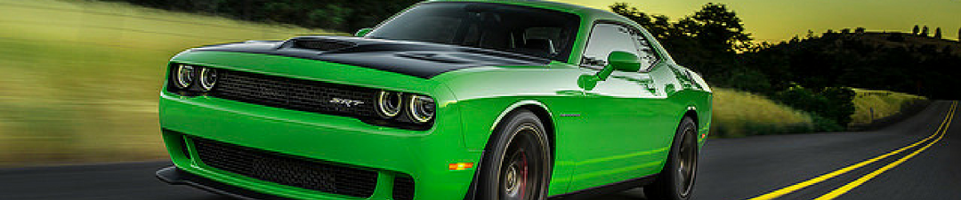 The 2018 Dodge Challenger is just one of the vehicles featuring the Hellcat engine