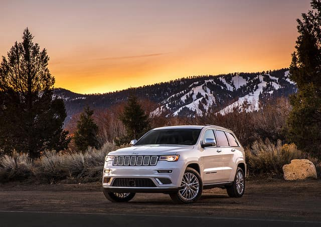 A bigger and better three-row Jeep Grand Cherokee is coming soon