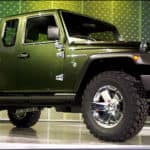 The Jeep Gladiator Pickup is coming sometime in 2019