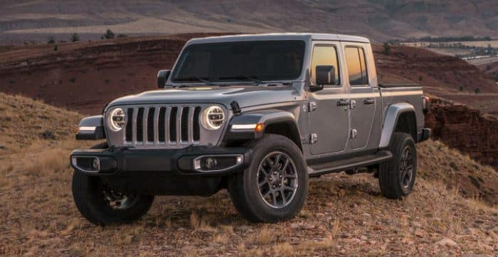 All New 2020 Jeep Gladiator Offers Toughness Capability Paulding
