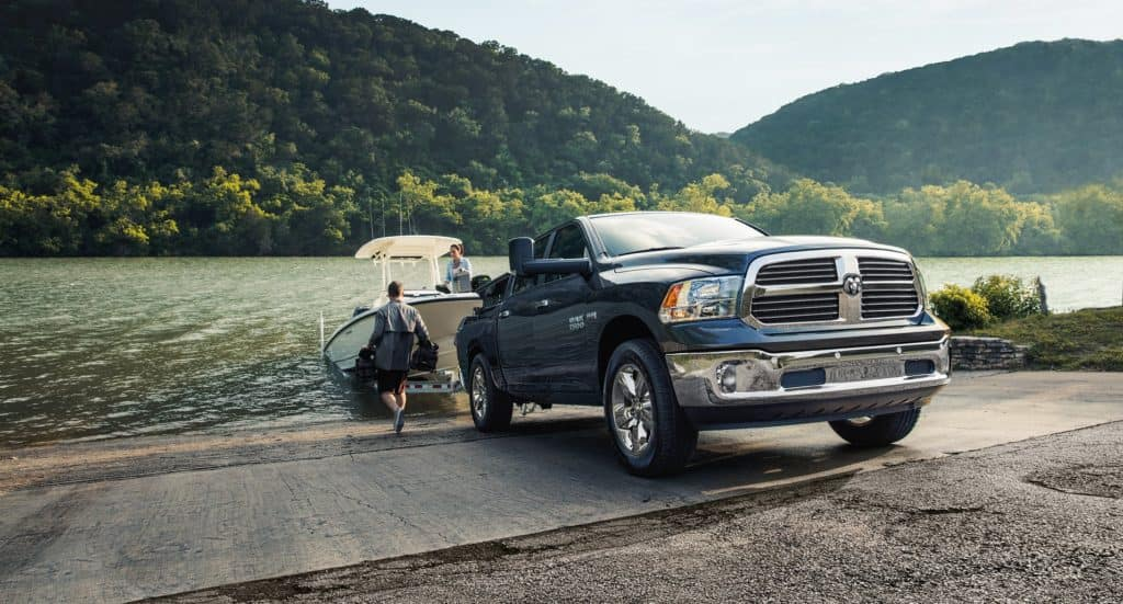 The 2019 Ram 1500 is the Best Family Truck from Edmunds