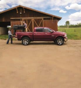 Ram 1500 towing capacity sodus ny