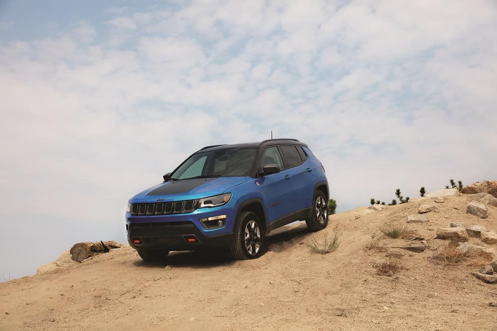 2019 Jeep Compass Safety