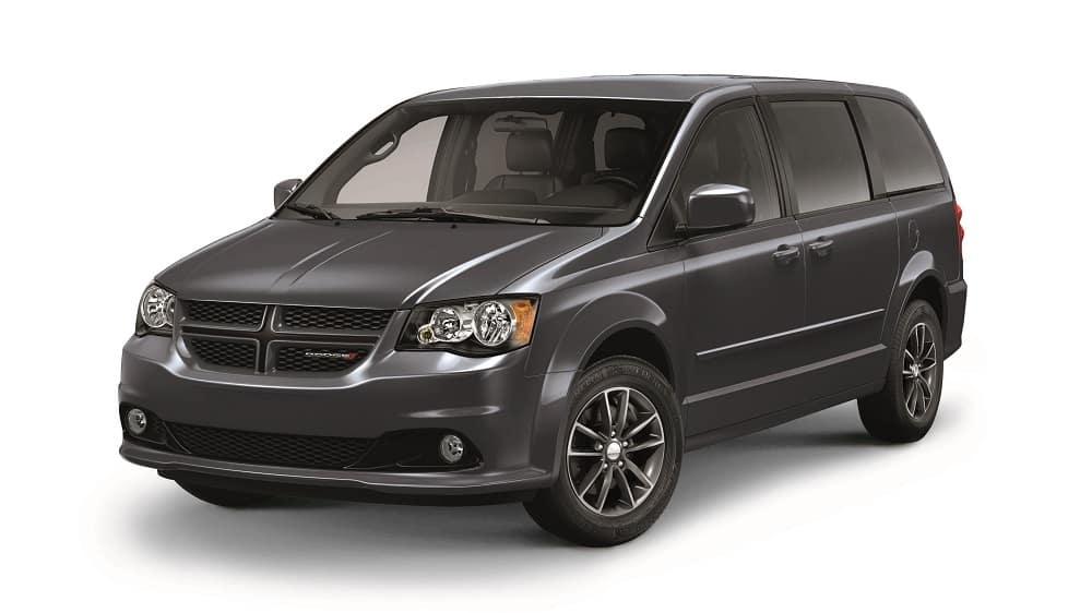 2019 Dodge Grand Caravan Gray