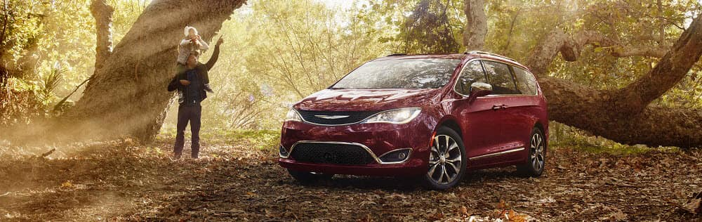 2019 Chrysler Pacifica near Sodus NY