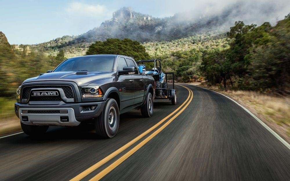 Ram 1500 Towing and Payload Capacities