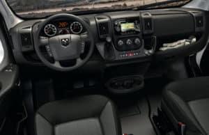 2018 Ram ProMaster 2500 Cargo Van Review