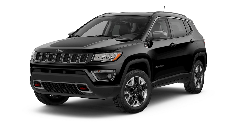 2019 Jeep Compass Black