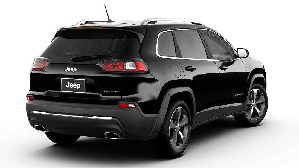 2019 Jeep Cherokee MPG Review