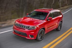 Peake CDJRF Review of 2019 Jeep Grand Cherokee Interior