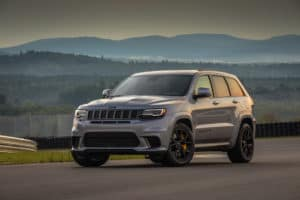 Review of 2019 Jeep Grand Cherokee Interior