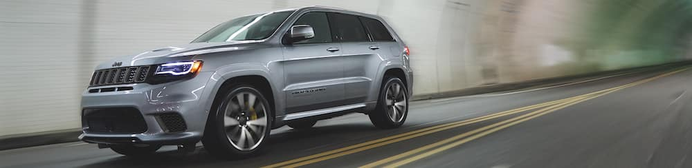 2019 Jeep Grand Cherokee Interior Review Peake Chrysler Dodge Jeep Ram FIAT
