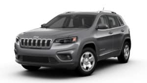 Jeep Cherokee Latitude FWD Billet Silver Metallic Clear Coat