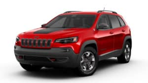 Jeep Cherokee Trailhawk Elite Firecracker Red