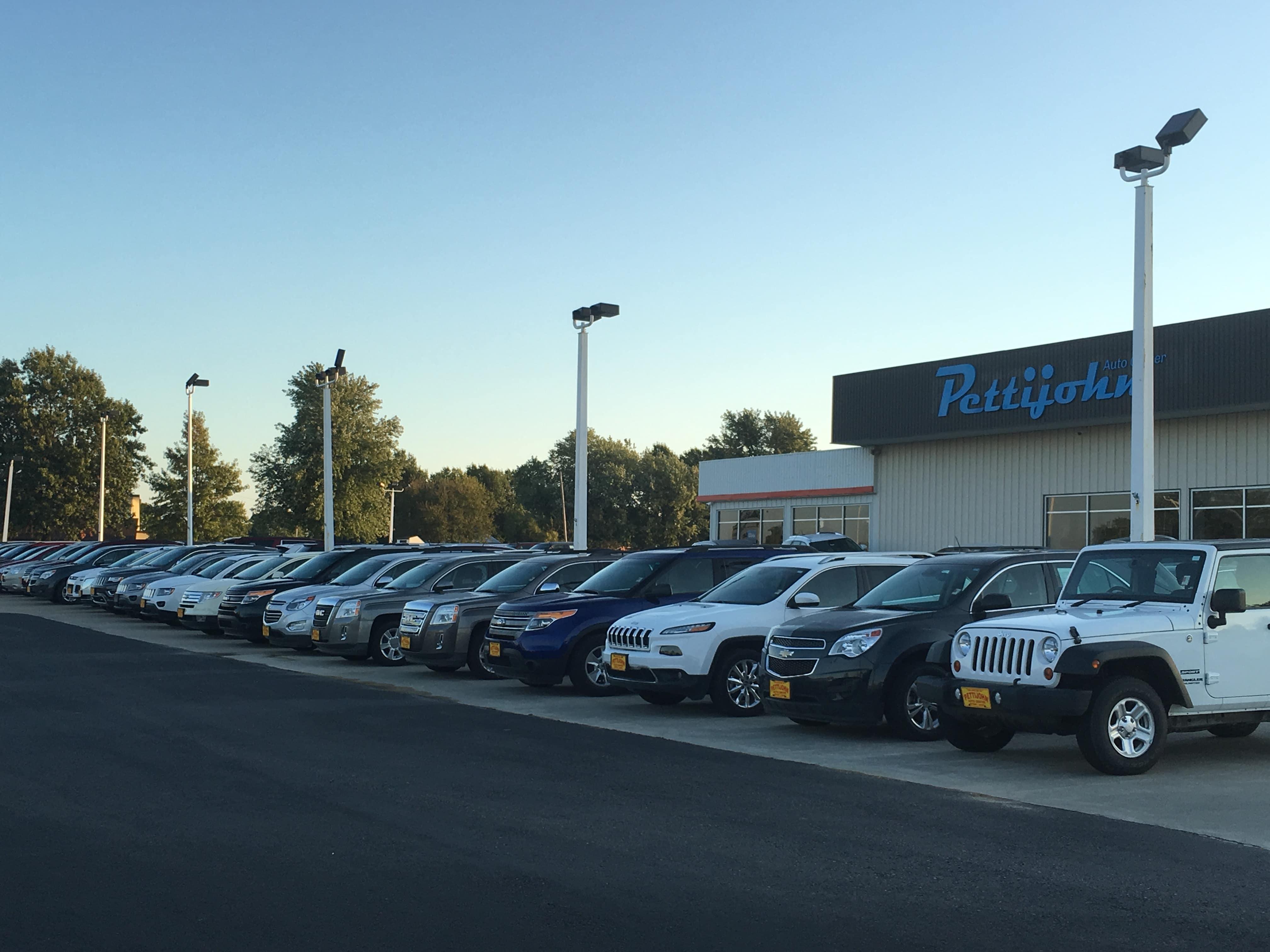 Cameron Missouri Used Cars Pettijohn Auto Center in Bethany MO