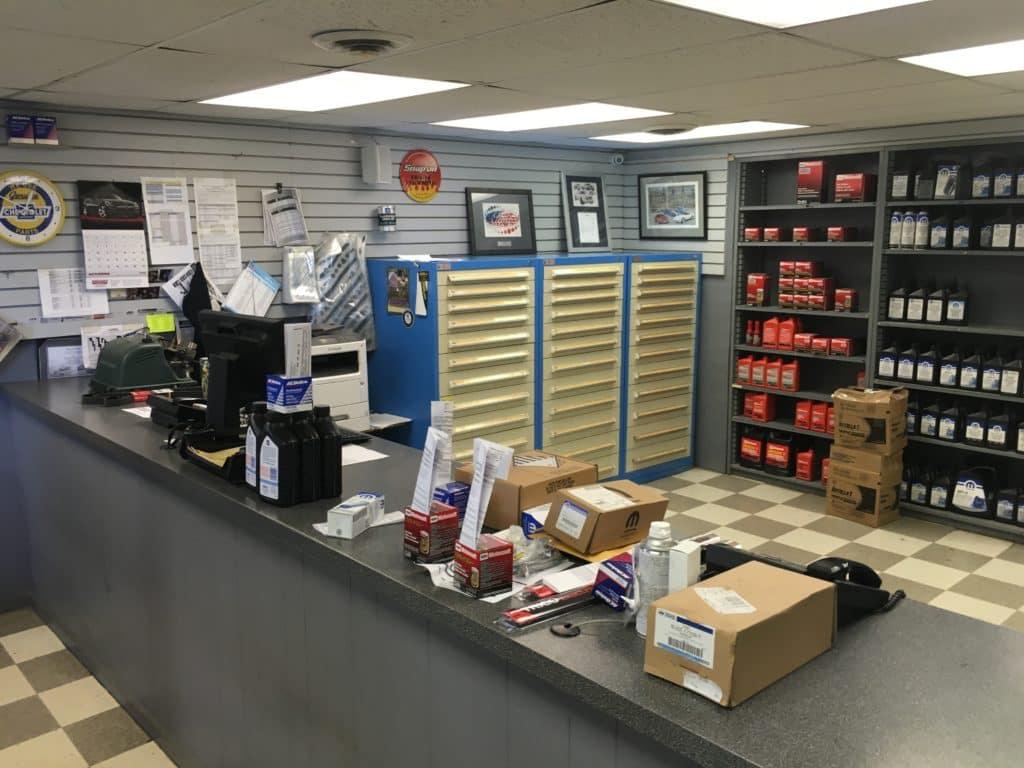 Auto Parts Sale