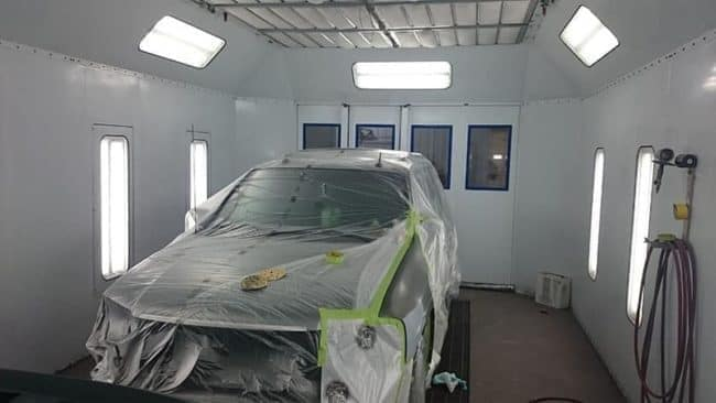 Auto Body Paint Bethany MO