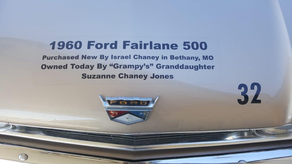 Ford Fairline