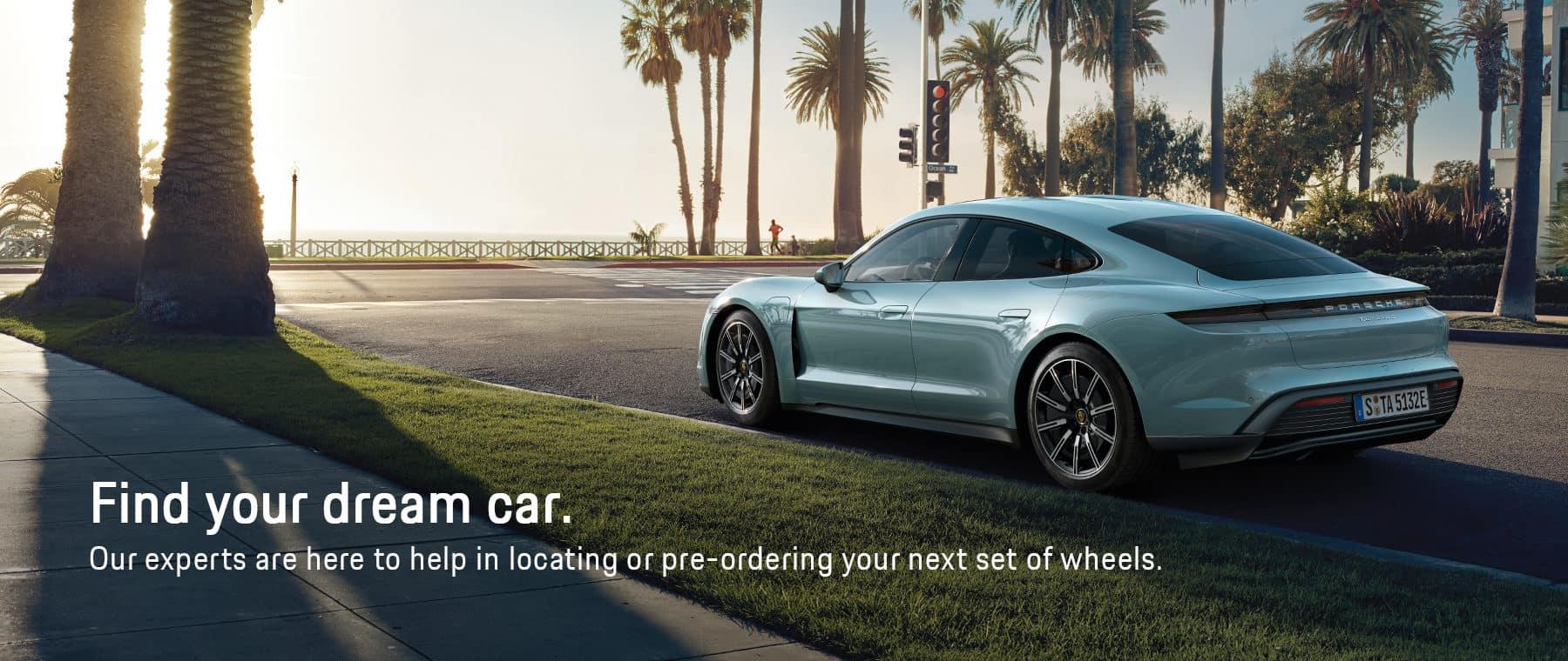 Holman Porsche San Diego Pre-Order Dream Car