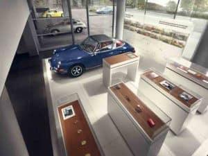 Porsche Classic Corner