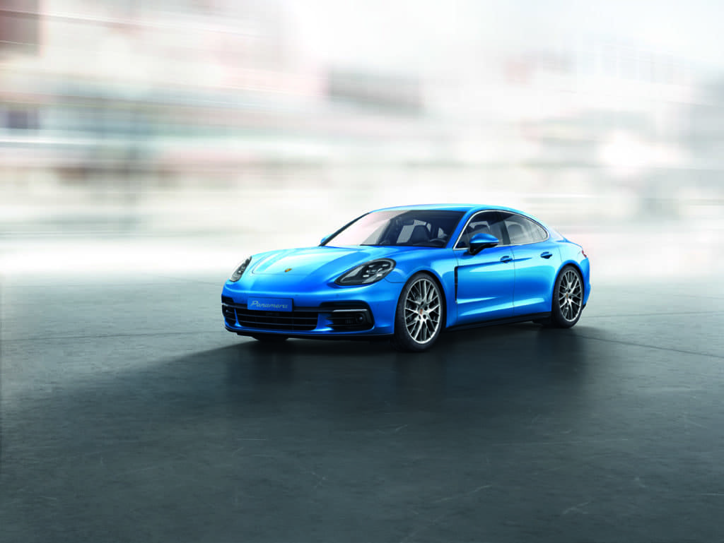 Complimentary Porsche Protection Plan Included with the Lease of Any New Panamera In-Stock