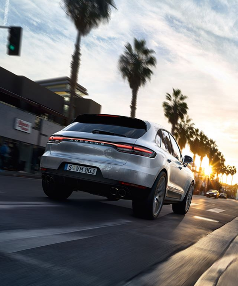 The New 2019 Porsche Macan Ray Catena Porsche
