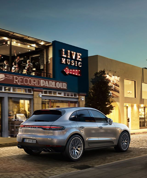 The New 2019 Porsche Macan