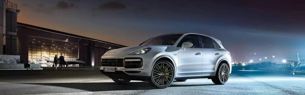 Complimentary Porsche Protection Plan Included with the Lease of Any New Cayenne In-Stock