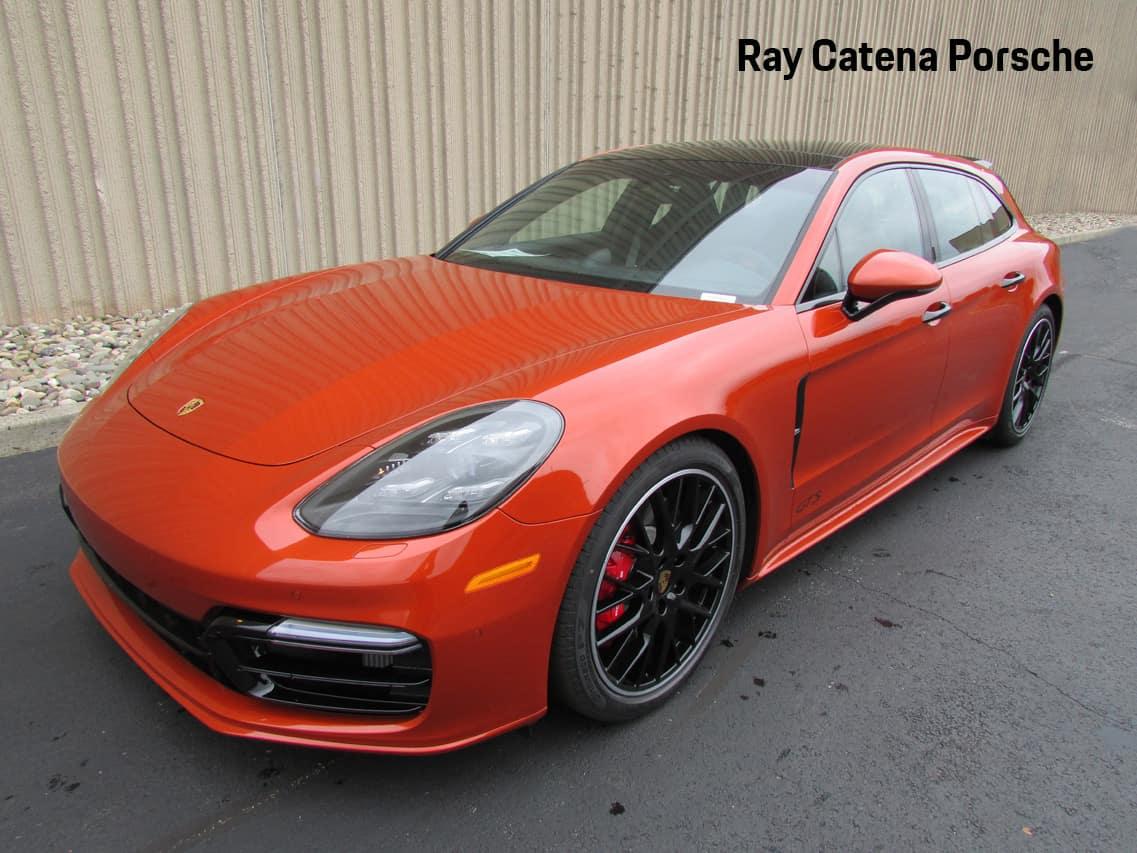 2020 Porsche Panamera Sport Turismo Ray Catena Porsche