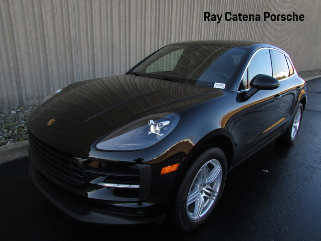 New 2020 Porsche Macan S Sign and Drive Lease Special