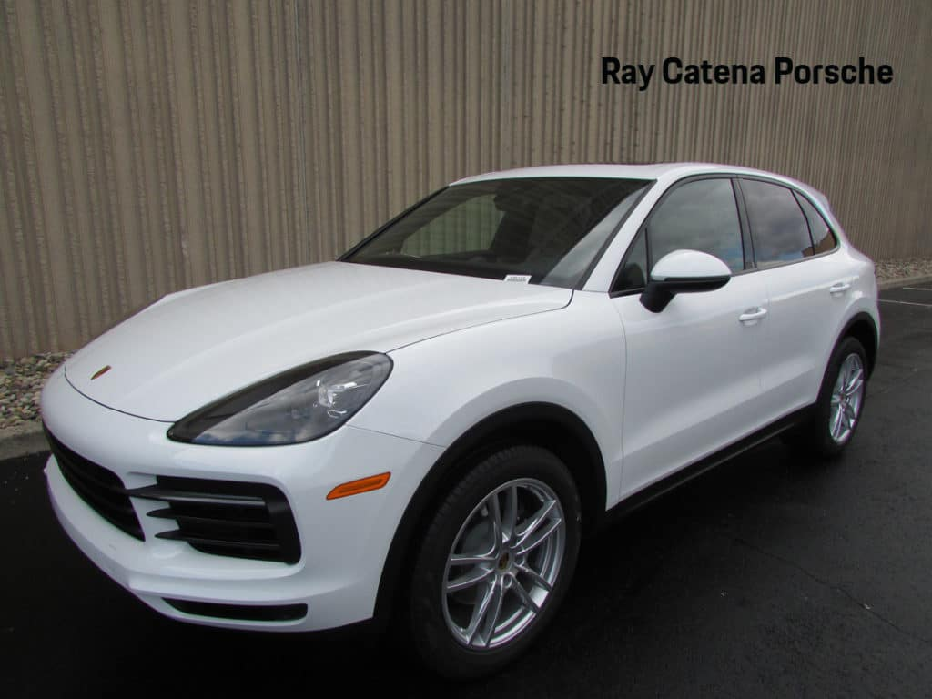 New 2020 Porsche Cayenne Sign and Drive Lease Special