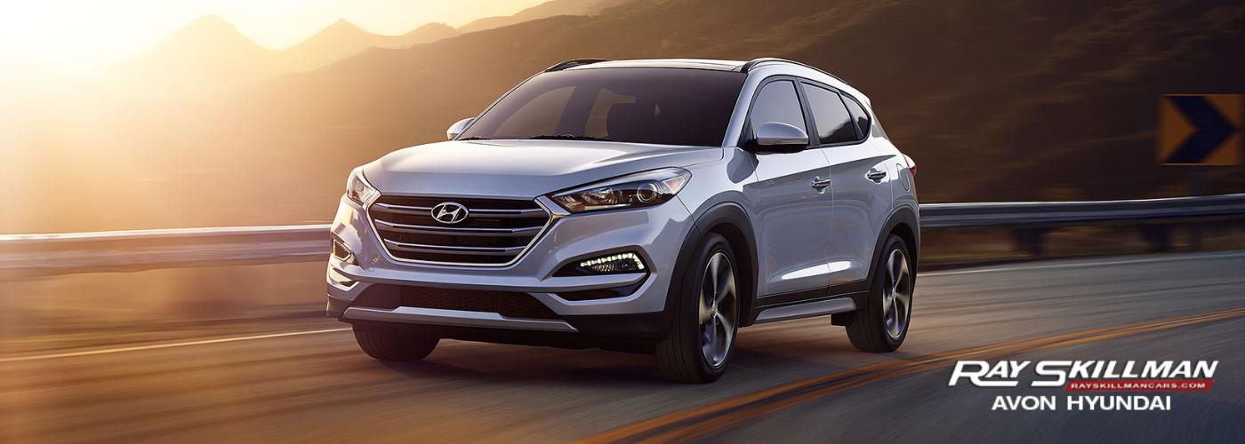 Hyundai Tucson Avon IN
