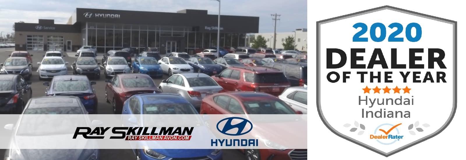 Hyundai Dealership Indianapolis >> Ray Skillman Avon Hyundai Hyundai Dealer In Avon In