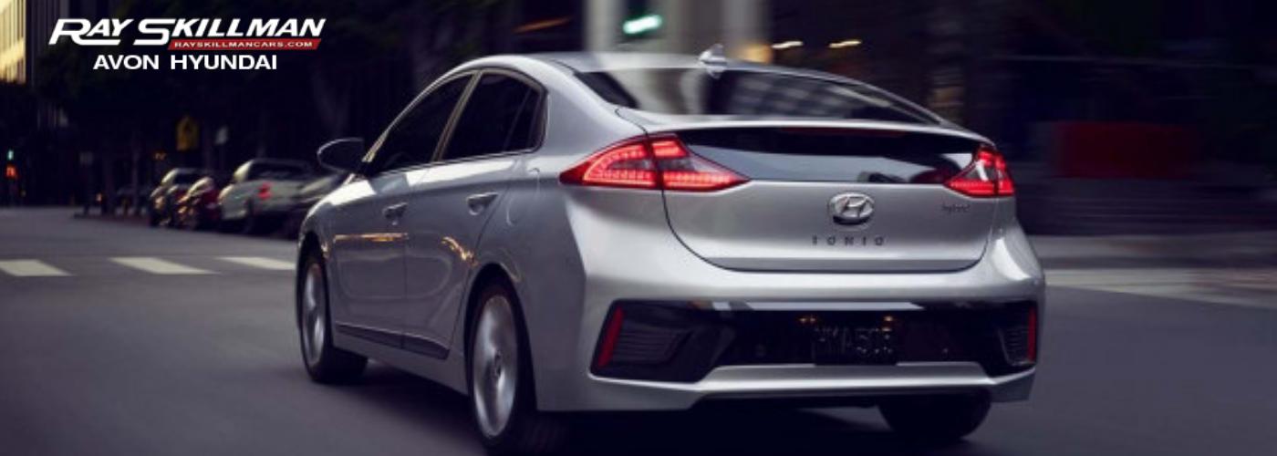 Hyundai Ioniq Hybrid Avon IN