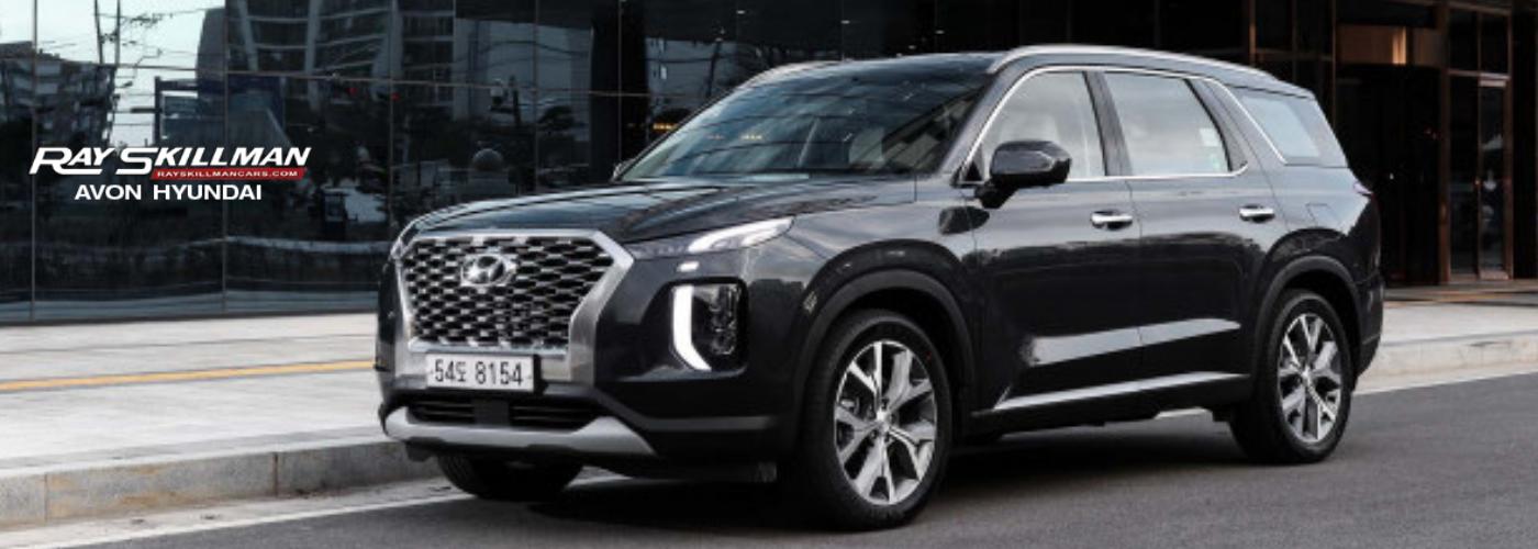New Hyundai Palisade Avon IN