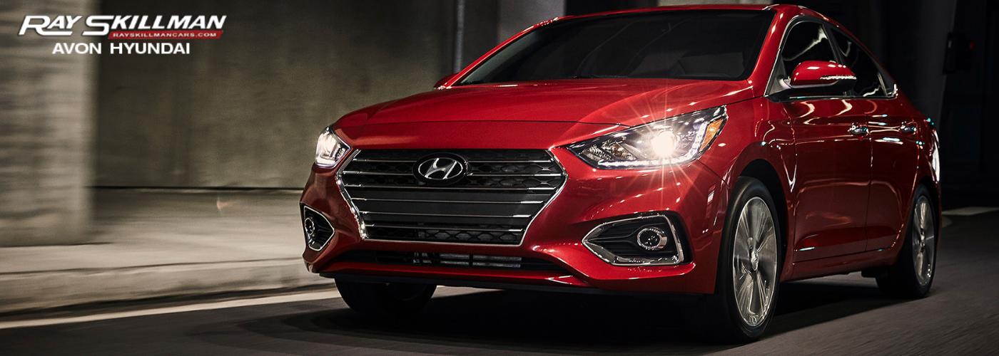 Hyundai Accent Brownsburg IN