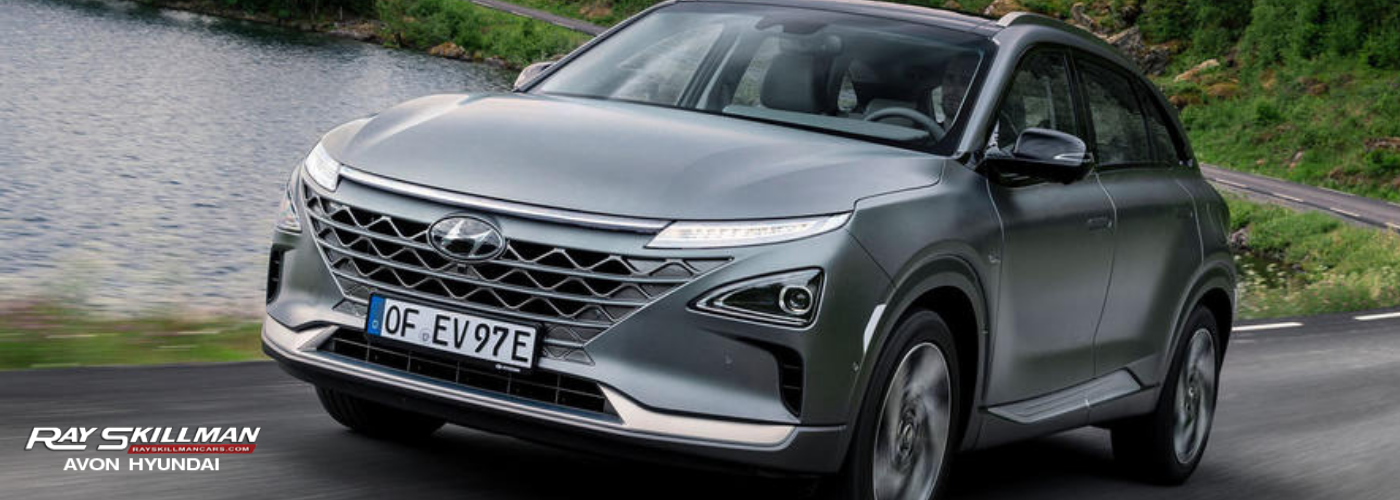 Hyundai Nexo Fuel Cell Indianapolis IN