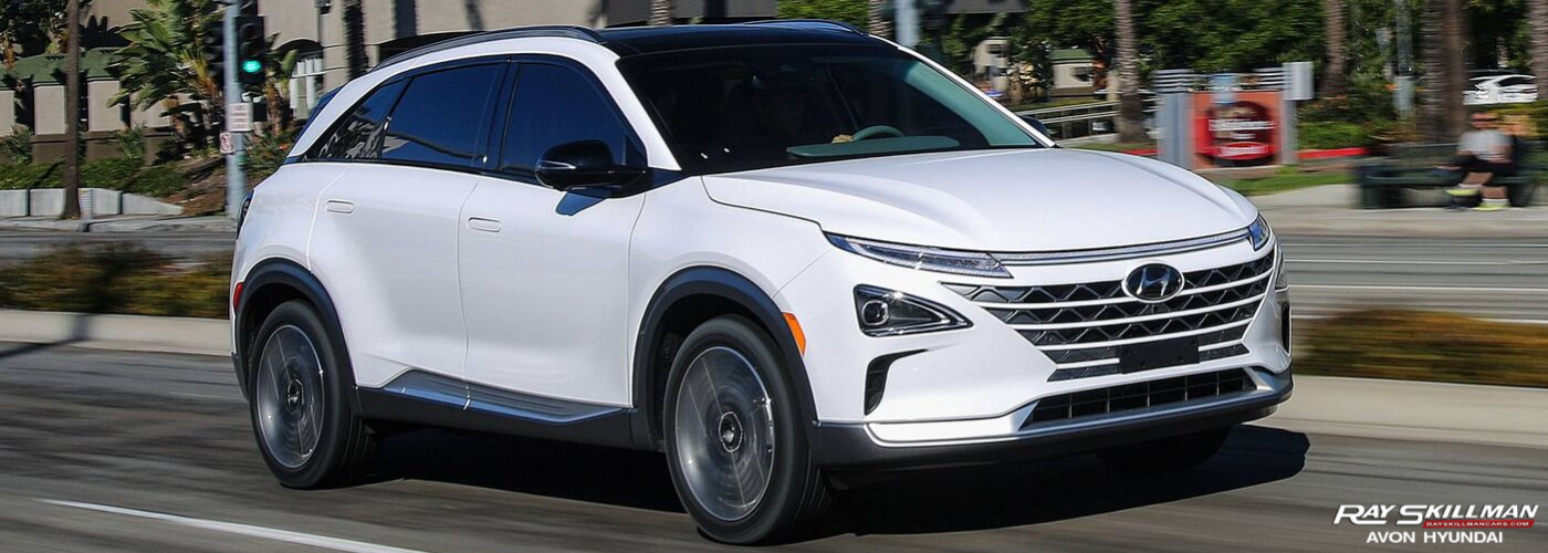 Hyundai Nexo Fuel Cell Plainfield IN