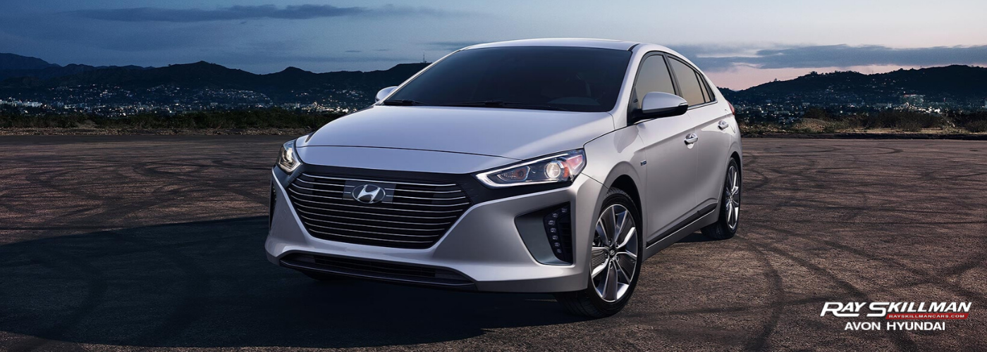 Hyundai Ioniq Hybrid Danville IN