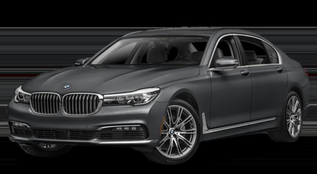 2017 BMW 740i Gray