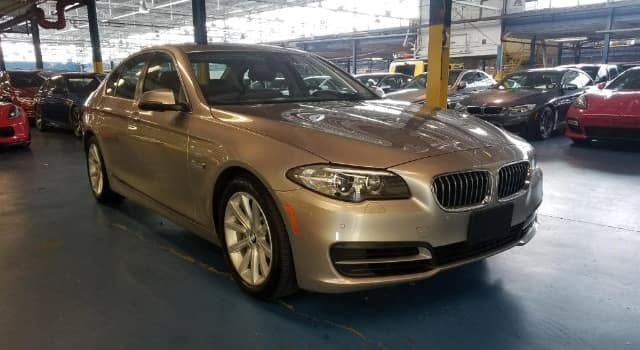 2014 BMW 535i Tan